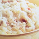 Bleu Cheese Mashed Potatoes