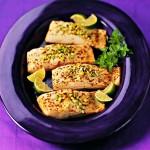 Pistachio Crusted Roasted Salmon