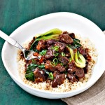 Slow Cooker Orange Ginger Beef Stew