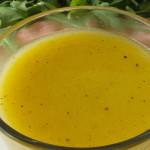 Honey, Balsamic and Dijon Mustard Dressing