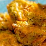 Cheddar Broccoli Quinoa Bites