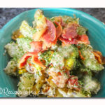 Earls Warm Potato Salad with Roasted Corn and Bacon