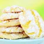 Lemony  Cookies Quick & Easy