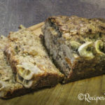 Intensely flavoured Banana Loaf