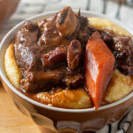 Short-Ribs Red Wine & Herb braised